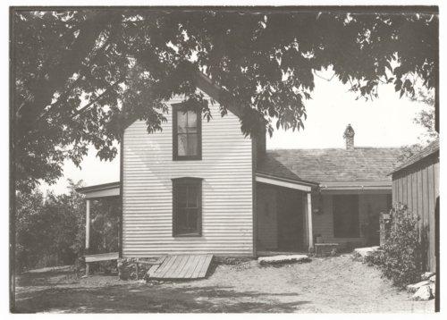 J. Gard Morse house near Guilford, Wilson County, Kansas - Page