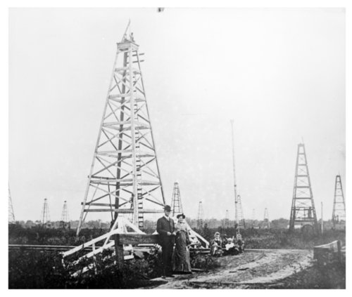 Longnecker and Keys oil wells, Wilson County, Kansas - Page