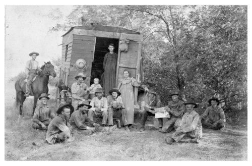 Harvest crew, Wilson County, Kansas - Page