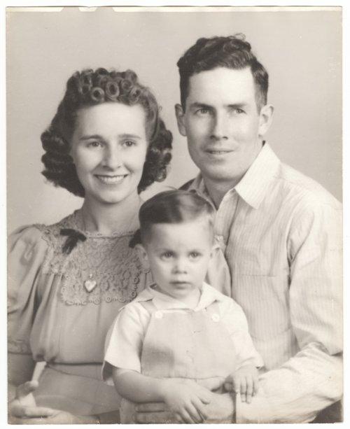 Bishop family portrait - Page