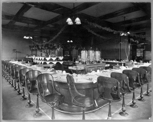 Atchison, Topeka & Santa Fe Railway Company's Fred Harvey House, Chanute, Kansas - Page