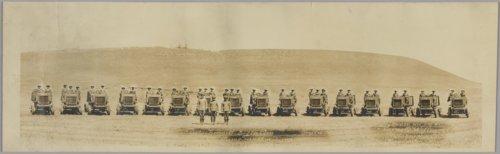 Detachment 317th Ambulance Train at Camp Funston - Page