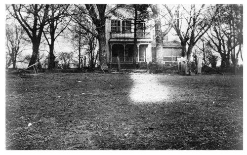 Dennis Fitzmorris house near Fredonia, Wilson County, Kansas - Page