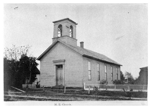 Methodist church, Fredonia, Wilson County, Kansas - Page
