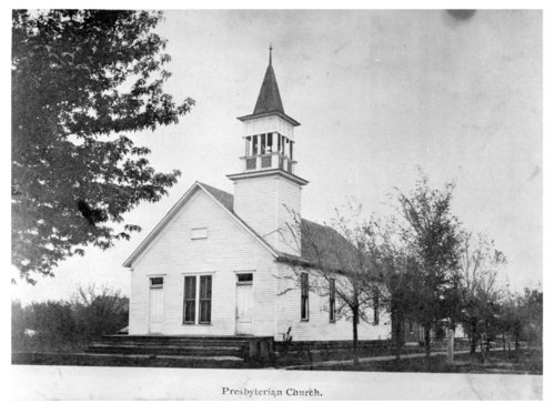 Presbyterian Church, Fredonia, Wilson County, Kansas - Page