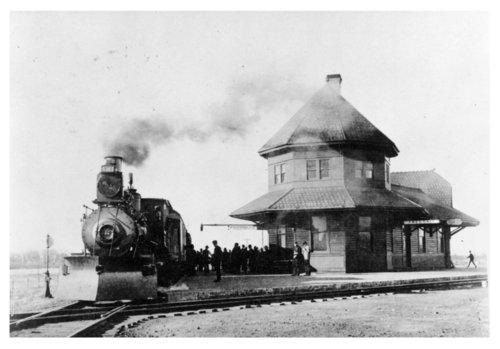 St. Louis-San Francisco Railway depot, Fredonia, Kansas - Page