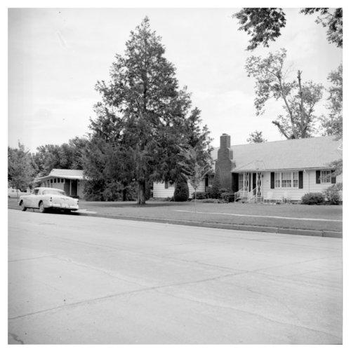 Governor Ben Paulen's residence, Fredonia, Wilson County, Kansas - Page