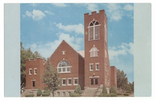 First Methodist Church, Fredonia, Wilson County, Kansas - Page