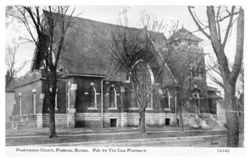 Presbyterian Church, Fredonia, Wilson County, Kansas - Page