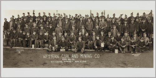 Western Coal and Mining Company, Mine no. 24, Pittsburg, Kansas - Page