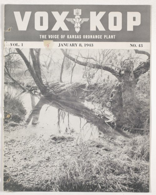 VOX-KOP: the voice of the Kansas Ordnance Plant - Page