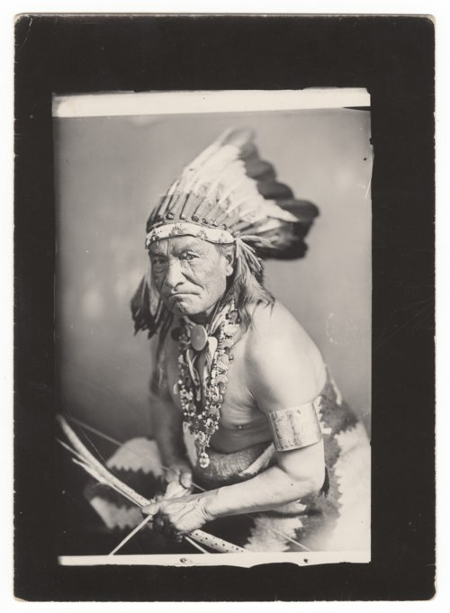 Ogola Fire, a Sioux Chief - Page
