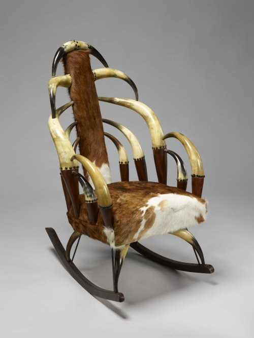 Longhorn rocking chair - Page