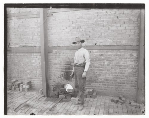 Brick plant, Buffalo, Wilson County, Kansas - Page