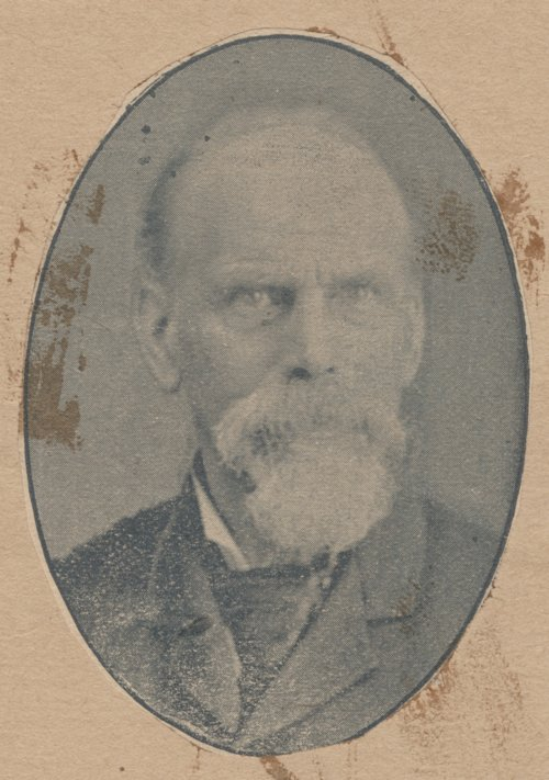 Reuben Smith portrait - Page