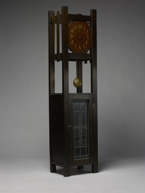 Tall case clock - Page