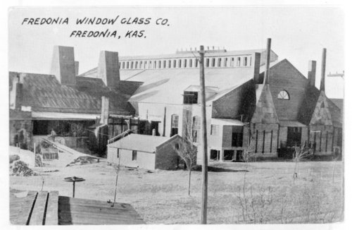 Fredonia Window Glass Company, Fredonia, Wilson County, Kansas - Page