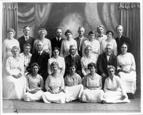 Members of the Eastern Star, Neodesha, Wilson County, Kansas - Page