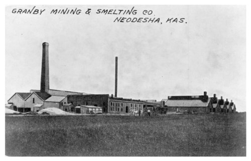 Views of the Granby Mining and Smelter Company, Neodesha, Wilson County, Kansas - Page