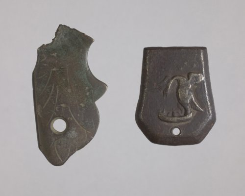 Rifle Escutcheon Plates from 14MY340 - Page