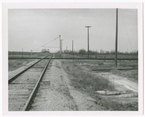 St. Louis-San Francisco Railway Company & Missouri Pacific Railroad Company crossing, Lyons, Kansas - Page