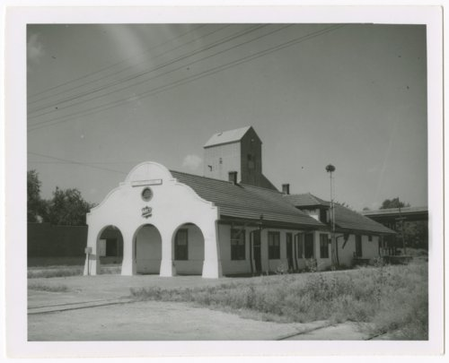 Missouri-Kansas-Texas Railroad depot, Chanute,Kansas - Page