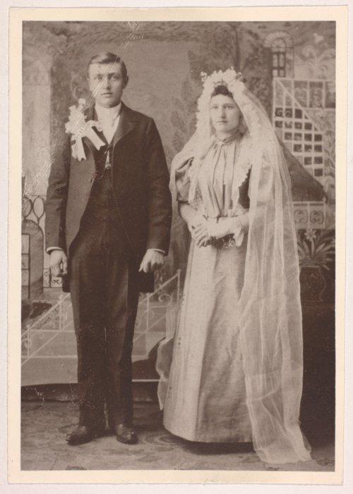 John Schorzman and Emilie Bertsch - Page