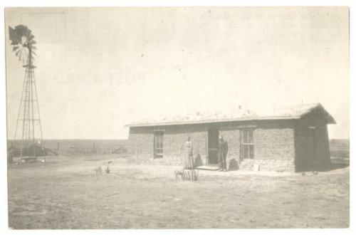 Sod house, Thomas County, Kansas - Page