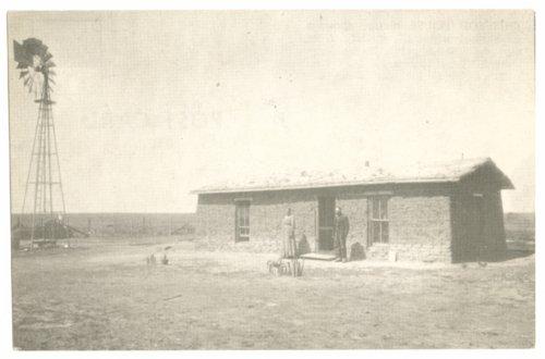 Sod house, Thomas County, Kansas - Page