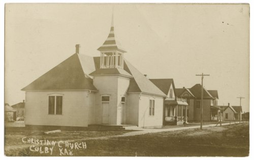 Christian Church, Colby, Thomas County, Kansas - Page