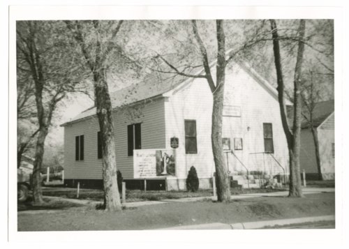 Trinity Lutheran Church, Colby, Thomas County, Kansas - Page