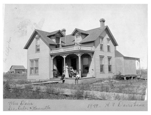 H.F. Davis residence, Thomas County, Kansas - Page