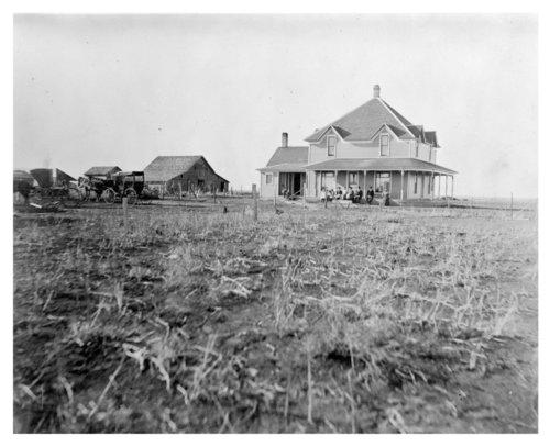 Frank Goelbert residence, Thomas County, Kansas - Page
