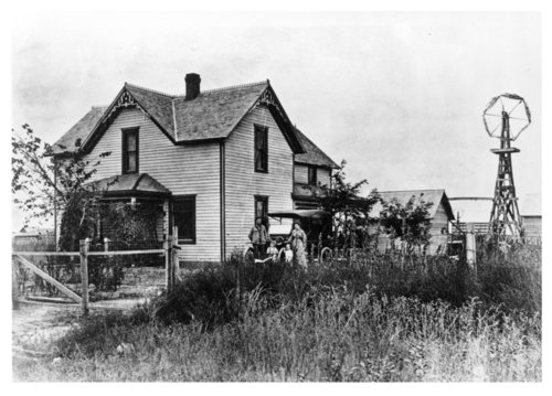 Walter Reblett residence, Thomas County, Kansas - Page