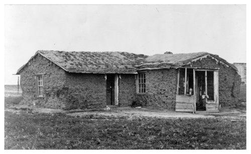 James Wallace sod house, Thomas County, Kansas - Page