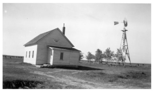 East View School, Thomas County, Kansas - Page