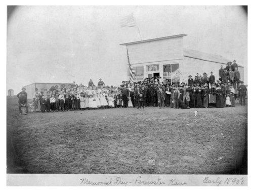 Memorial Day, Brewster, Thomas County, Kansas - Page