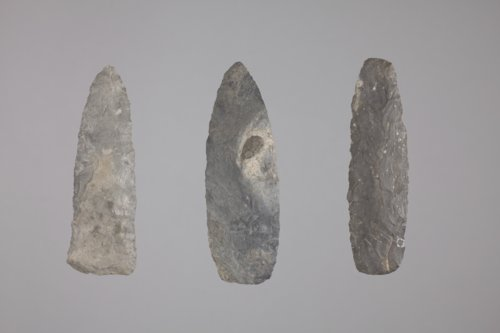 Bifaces from the William Young Site, 14MO304 - Page