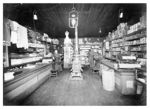 Horney General Merchandise store, Brewster, Thomas County, Kansas - Page