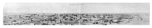 Two panoramic views of Colby, Thomas County, Kansas - Page