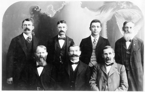 The mayor and city council of Colby, Thomas County, Kansas, 1900 - Page