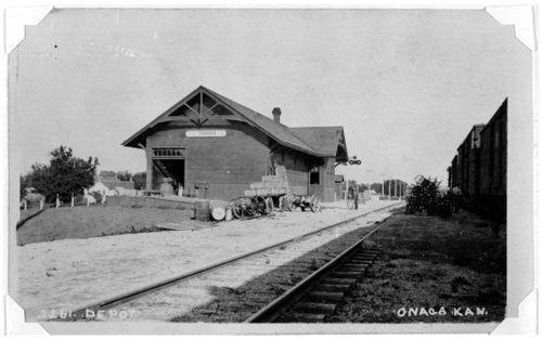 Union Pacific Railroad Company Onaga, Kansas - Page