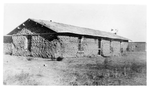 John Cersovsky sod house, Thomas County, Kansas - Page