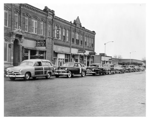 Businesses along Main Street, Colby, Thomas County, Kansas - Page