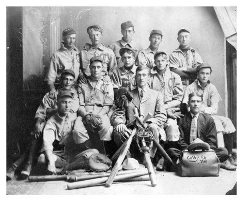 Men's baseball team, Colby, Thomas County, Kansas - Page