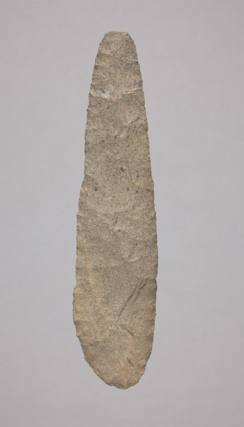 Thin Biface from the Lindeman Site, 14SA412 - Page