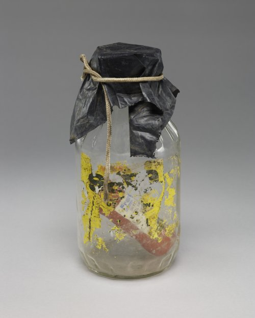 Message in a Bottle from the Quixote Site, 14JF420 - Page