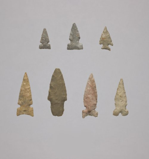 Arrow Points from the Lindeman Site, 14SA412 - Page