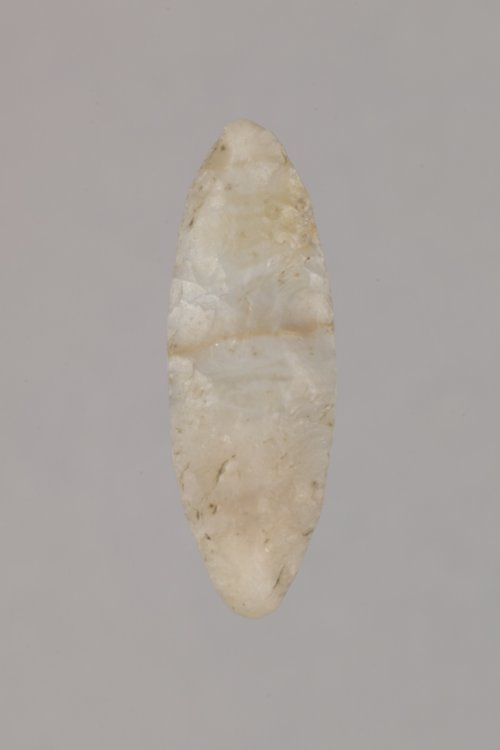 Diminutive Biface from the Sharps Creek Site, 14MP408 - Page