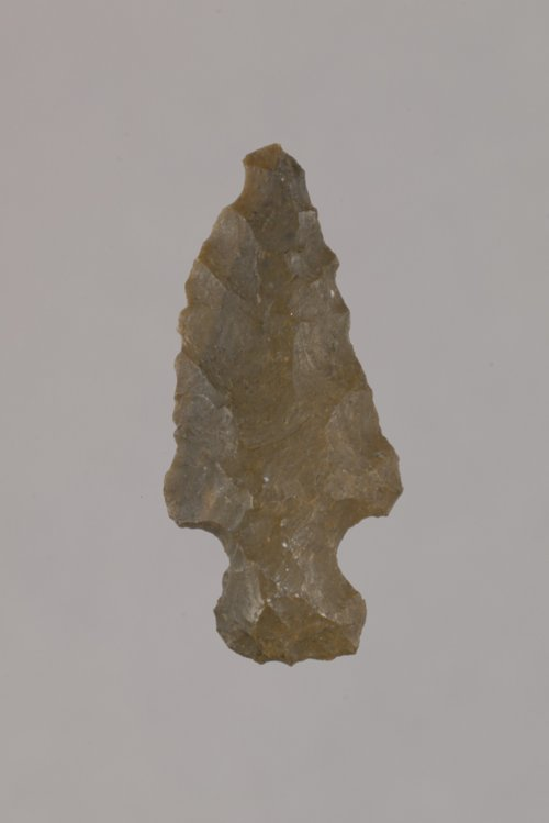 Corner Notched Arrow Point from the Macy Site, 14RY38 - Page